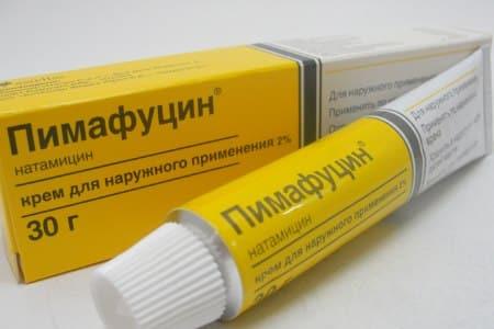 Оинтмент Пимафуцин в тубе