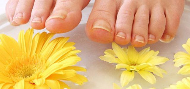 лечение грибка ногтей в домашних условиях самый быстрый способ уксусом