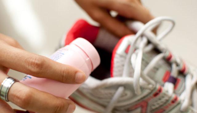 дезинфекция обуви от грибка ногтей в домашних условиях быстро