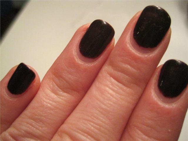 гель лак и грибок ногтей на руках